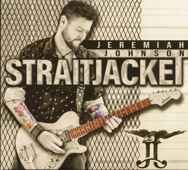 Straitjacket (CD)