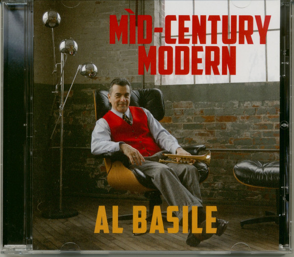 Mid-century Modern (CD)