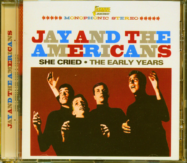 She Cried - The Early Years (CD)