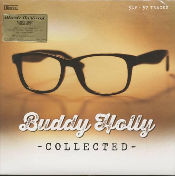 Collected (3-LP, 180gram Vinyl)