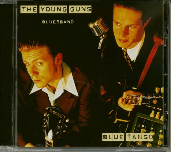 Blue Tango (CD)