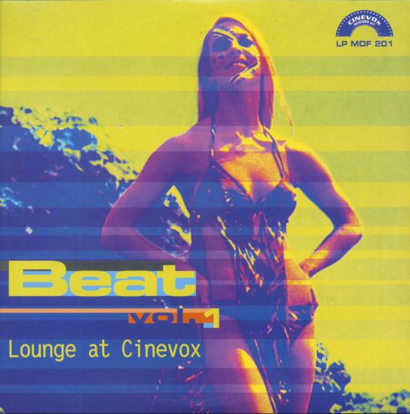 Beat Vol.1 - Lounge At Cinefox (2-LP)