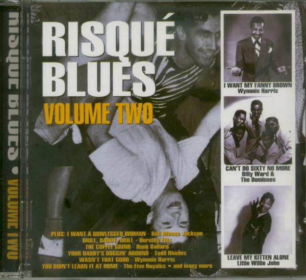 Risque Blues Vol.2 (CD)