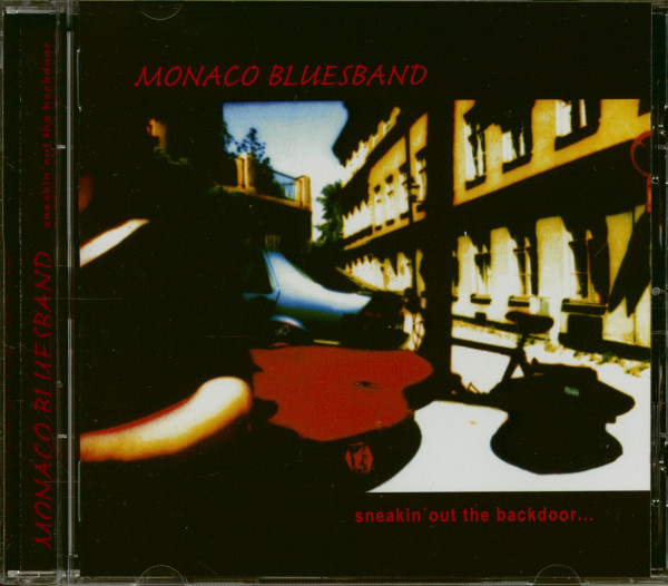 Sneakin' Out The Backdoor (CD)