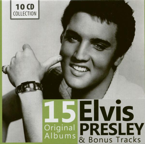 15 Original Albums And Bonus Tracks (10-CD)