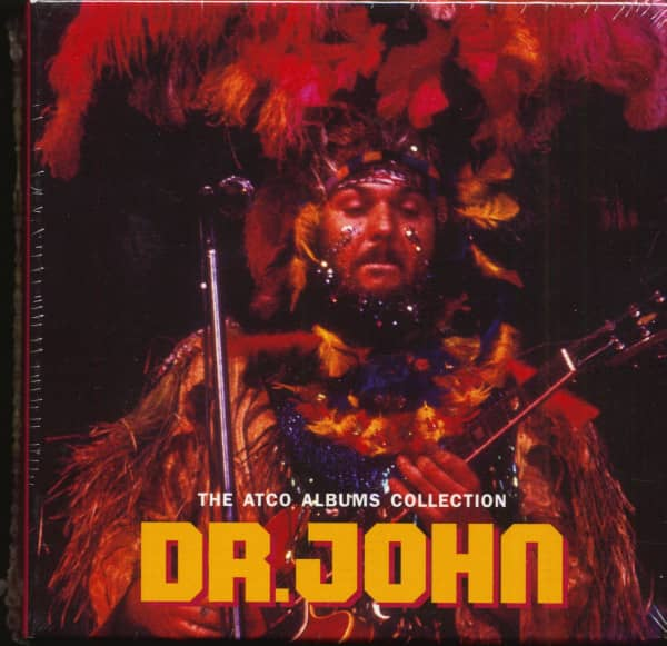 The ATCO Albums Collection (7-CD)