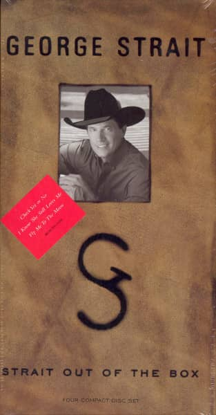 Strait Out Of The Box 4-CD
