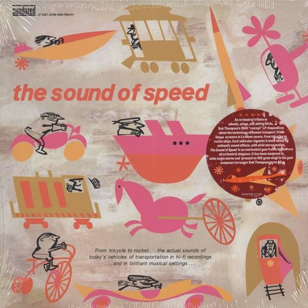 The Sound Of Speed 180g Vinyl