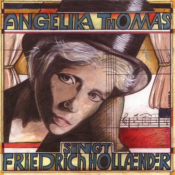 Angelika Thomas singt Friedrich Hollaender