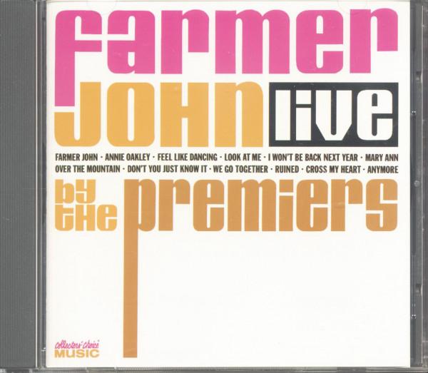Farmer John - Live (CD)