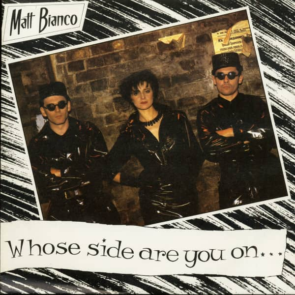Whose Side Are You On (7inch, 45rpm, PS)