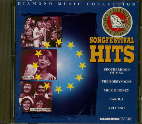 Songfestival Hits (CD)