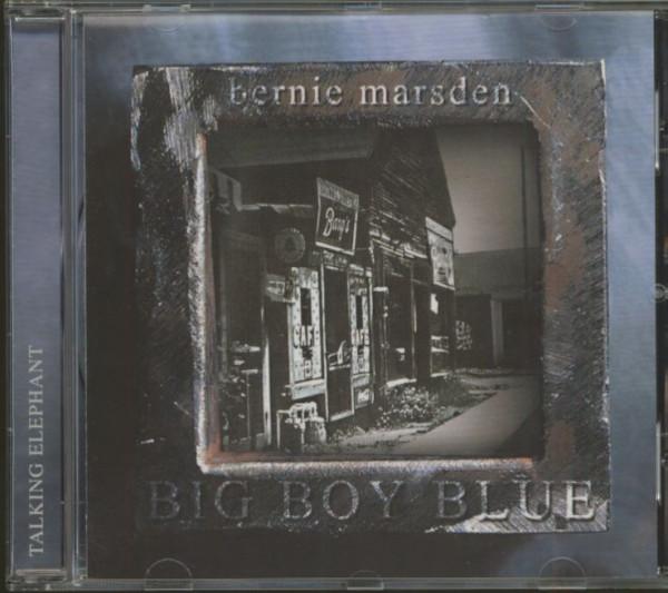 Big Boy Blue (CD)