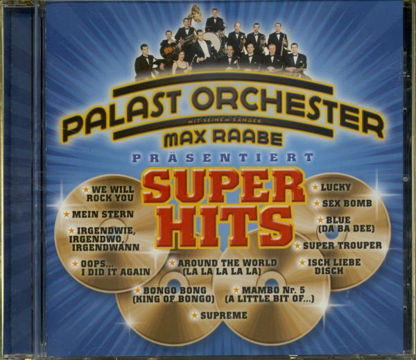 Präsentiert Super Hits (CD)