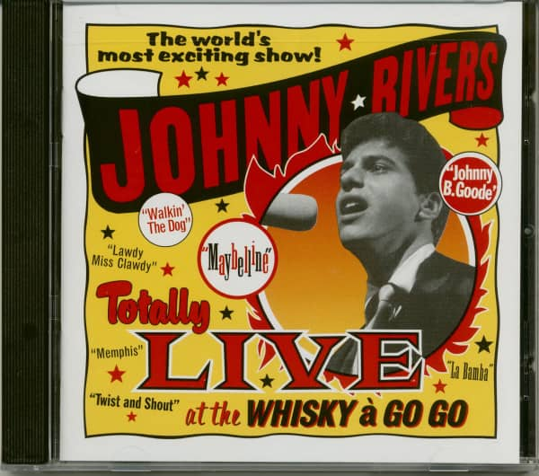 Totally Live at the Whiskey a Go Go (CD)