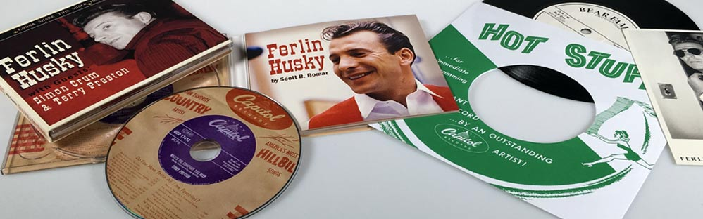 Ferlin Husky Gonna Shake This Shack Tonight - with Guests: Simon Crum & Terry Preston