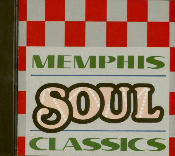 Memphis Soul Classics (CD)