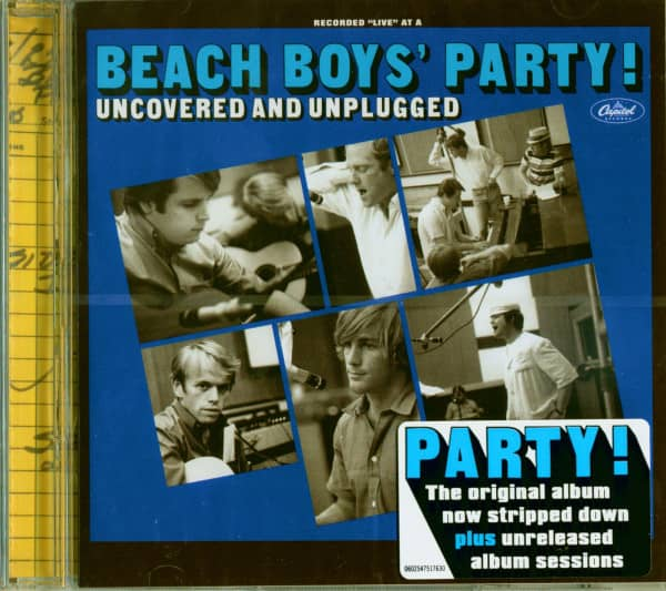 Beach Boys Party! Uncovered And Unplugged (2-CD)