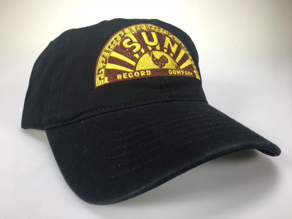 Baseball Cap (Low Profile Hat - Black)