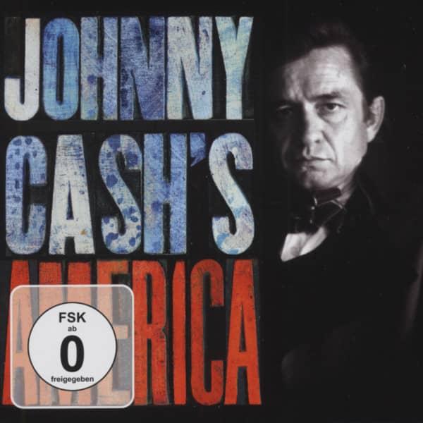 Johnny Cash's America (CD+DVD)