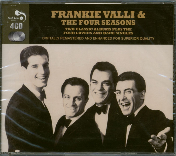 Two Classic Albums Plus The Four Lovers And Rare Singles (4-CD)