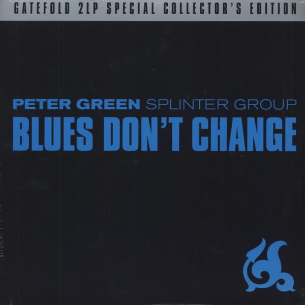 Blues Don't Change (2-LP)