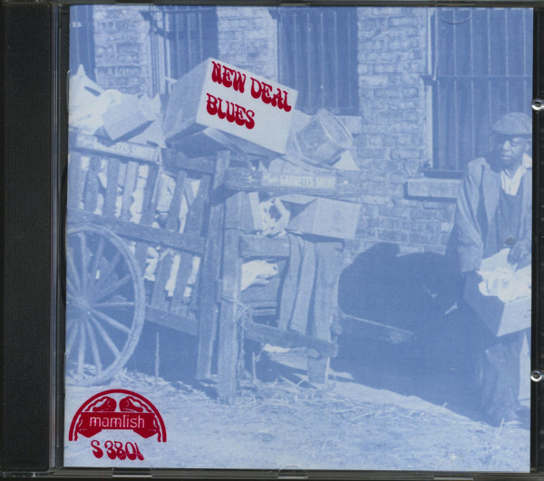 New Deal Blues (CD)