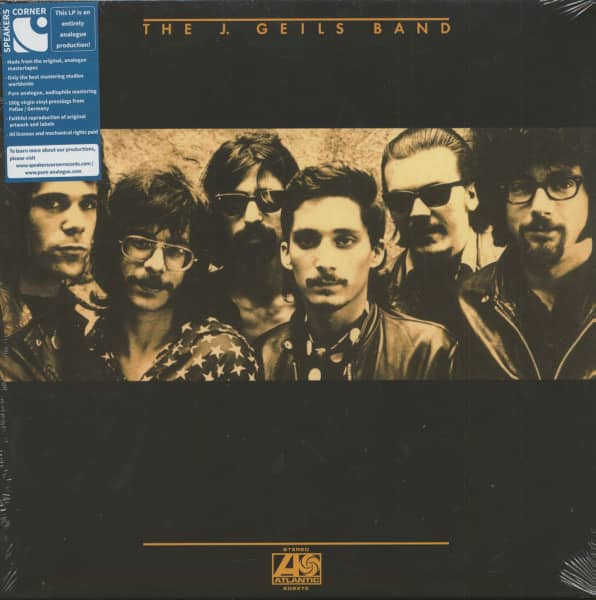 The J. Geils Band (LP, 180g Vinyl)