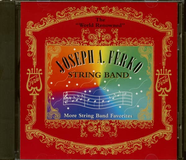 More String Band Favorites (CD)