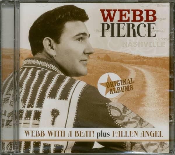 Original Albums - Webb With A Beat! Plus Fallen Angel (CD)