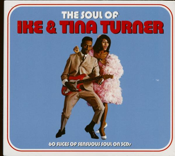 The Soul Of Ike & Tina Turner (3-CD)