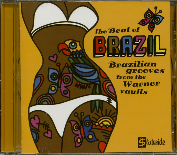 The Beat Of Brazil (CD)