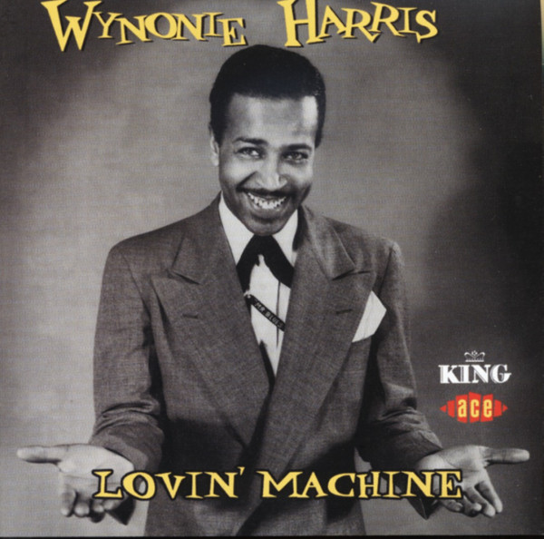 Lovin' Machine - KING Jump & Jive 1950s