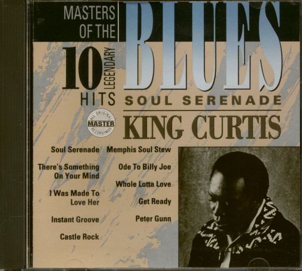 Soul Serenade (CD)