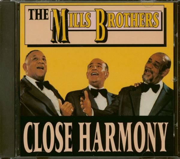 Close Harmony (CD)