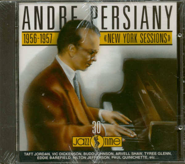 New York Sessions - 1956-1957 (CD)