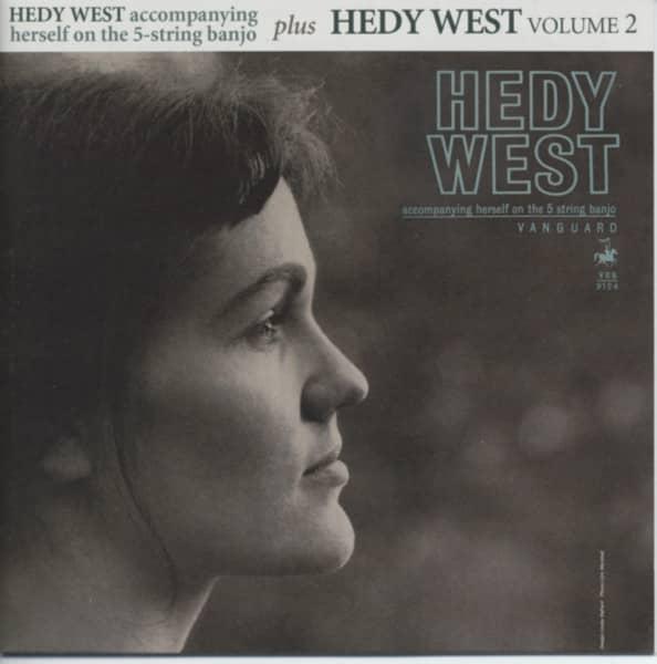Hedy West - Hedy West Vol.2...plus