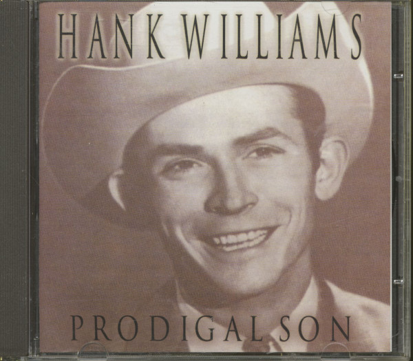 Prodigal Son, Live in Nashville 1949 (CD)
