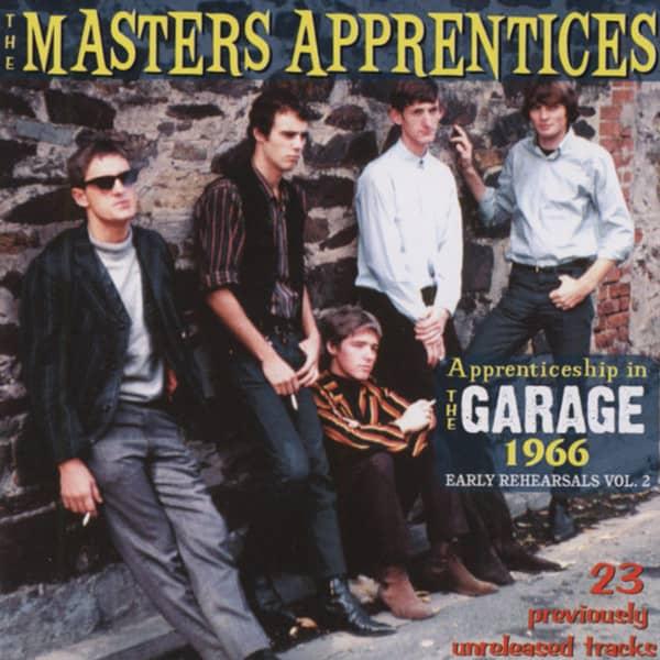 Apprenticeship In The Garage 1966