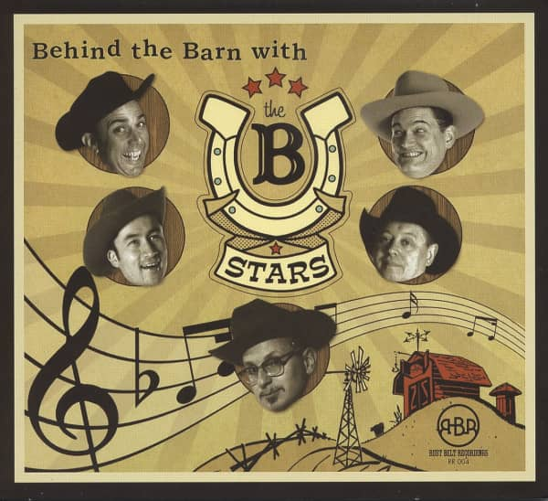 Behind The Barn (2010)