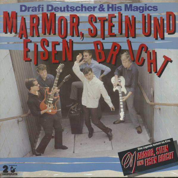 Marmor, Stein und Eisen bricht (2-LP)