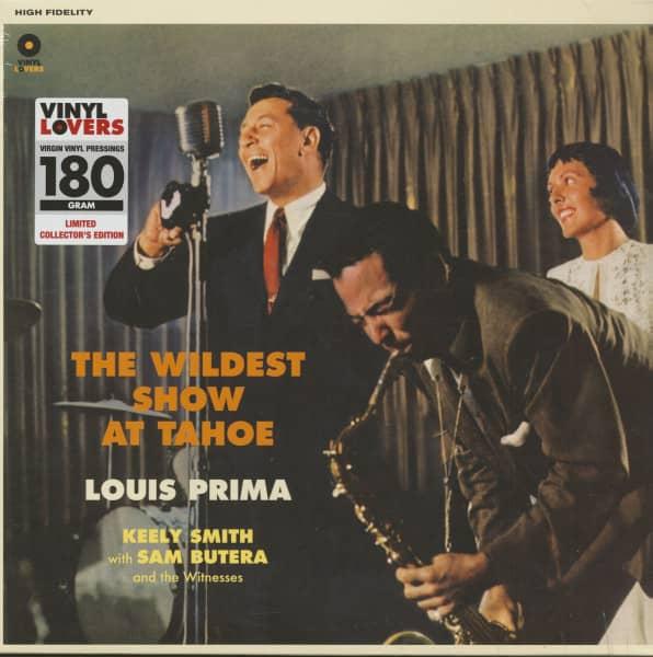 The Wildest Show At Tahoe (LP, 180g Vinyl)