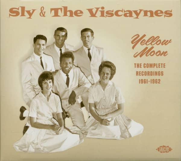 Yellow Moon - The Complete Recordings 1961-1962 (CD)