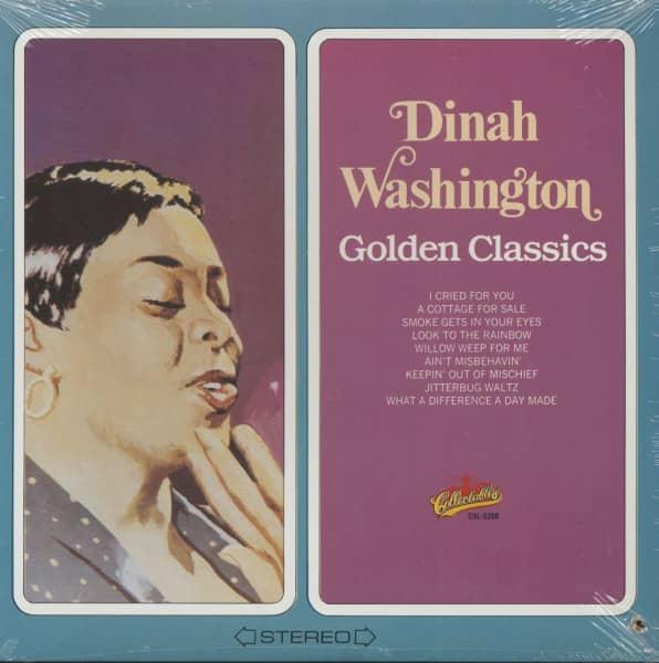 Dinah Washington - Golden Classics (LP)