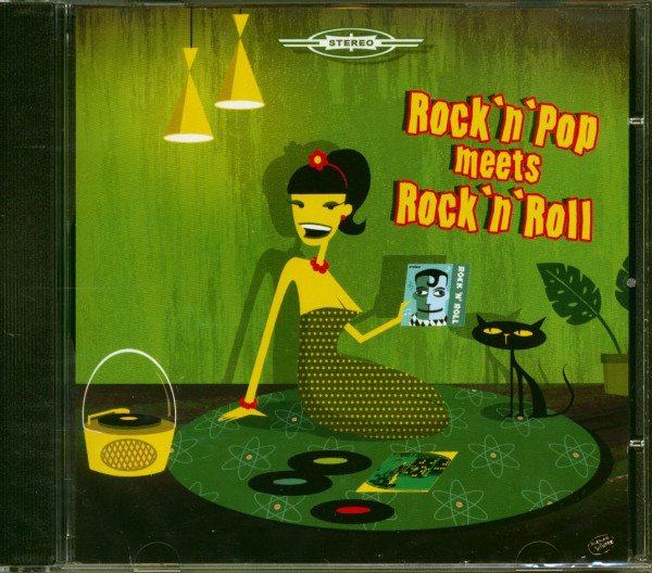 Rock'n'Pop Meets Rock'n'Roll (CD)