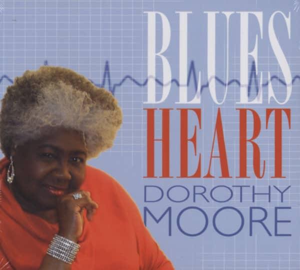 Blues Heart