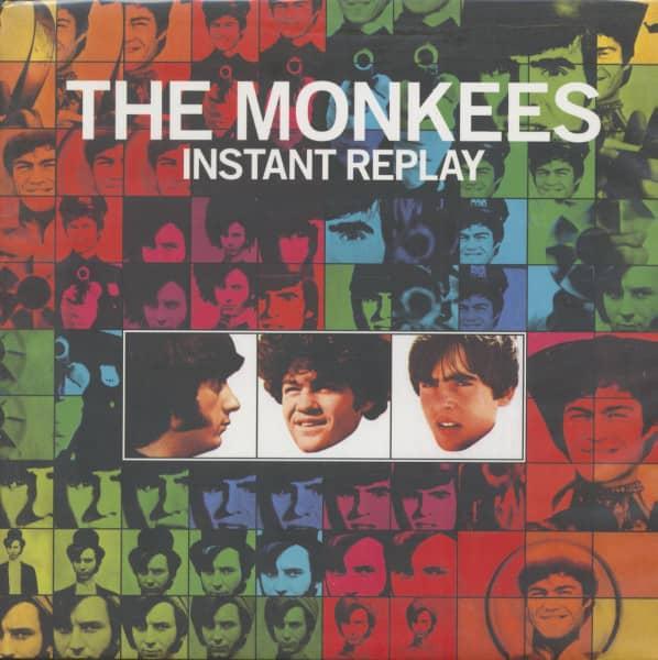 Instant Replay (LP, 180g Red Vinyl)