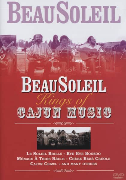 Kings Of Cajun Music