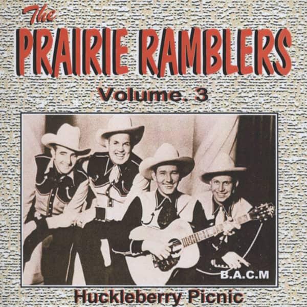 Vol.3 - Huckleberry Picnic