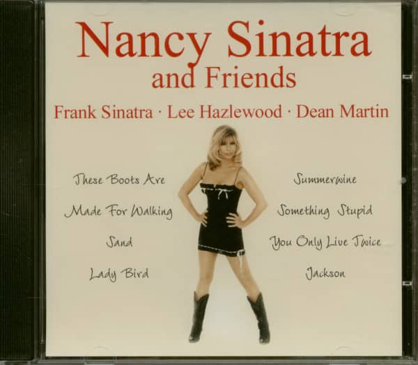 Nancy Sinatra And Friends (CD)